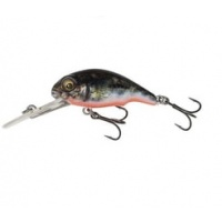 Goby Crank 4cm 02 UV Red & Black
