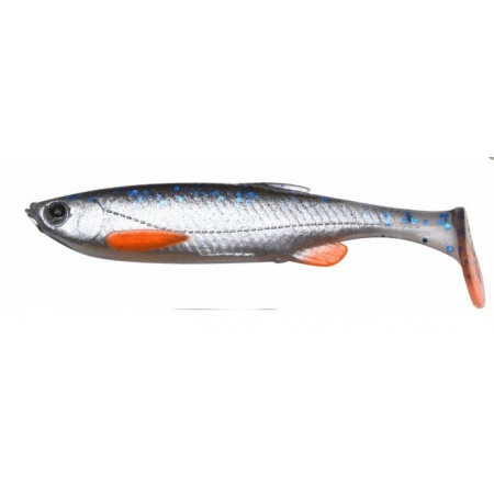 3D Fat T-tail Minnow 7.5cm