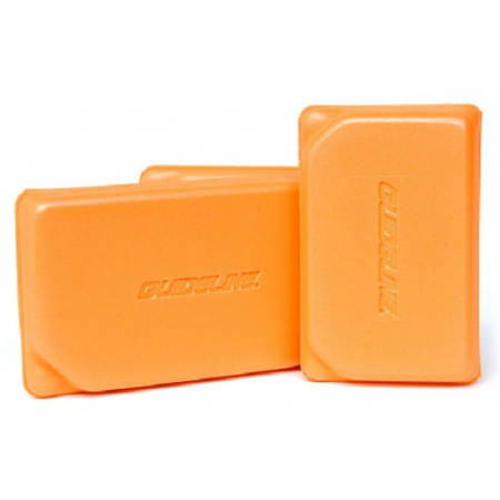 Guideline Ultralight Foam Box Orange Nymph