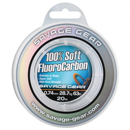 Savage Gear Soft Fluorocarbom