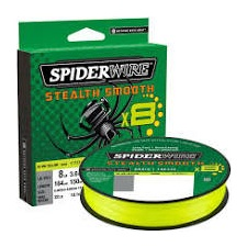 Spider Wire Stealth Smooth 8 Braid