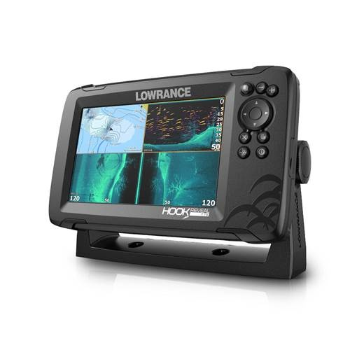 Lowrance Hook Reveal 9 TripleShot